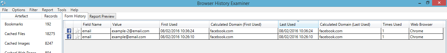 Linking form history to web page URLs - Foxton Forensics Blog