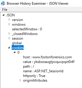 Analysing Firefox Session Restore data - Foxton Forensics Blog